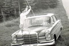 Mercedes 220 SEb, Bj. 1961