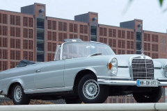 Mercedes 220 SEb Cabrio W111, Bj. 1963