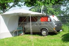 VW Bulli T3, Bj. 1989, Selbstausbau