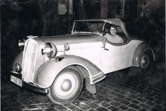 Opel Cabrio, Bj. 1934