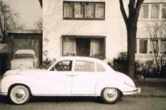 BMW 501 6 Zylinder Bj. 1952