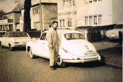 BMW 501, 6 Zylinder, Bj.1952