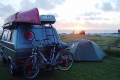 Camping Hirtshals/ Dänemark