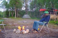 Norwegen und Mücken