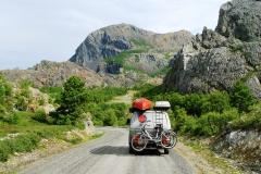 Insel Leka/Norwegen mit Bruno
