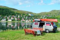 Hammerfest/Norwegen