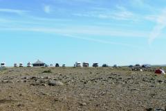 Parkplatz Nordkap