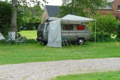 Auf Campingplatz Nordstrand 7-08