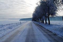 Mecklenburg im Winter