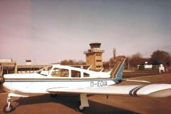 Piper PA 28, D-EDIA, IFR equipped, Einziehfahrwerk,  in Sönderborg