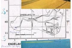 Insel Endelave, oft angeflogen.