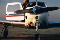 Piper PA 28, IFR equipped, Einziehfahrwerk, D-EICI