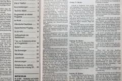 Bericht von mir aus DULV-Magazin von 1984